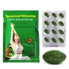 100 Packs Meizitang Botanical Slimming Natureza Gel macio