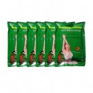 6 Packs Meizitang Botanical Slimming Natureza Gel macio